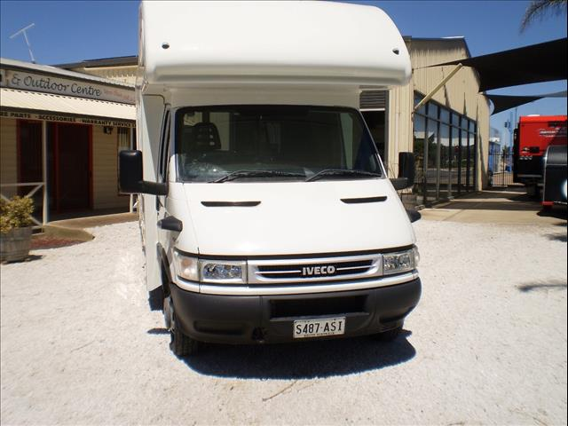 20' IVECO DAILY MOTORHOME 2006