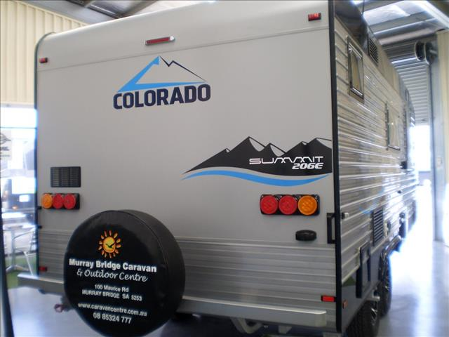 "20'6"" COLORADO OFF ROAD SUMMIT REDUCED TO CLEAR"