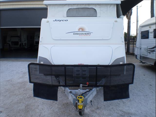 18' JAYCO DISCOVERY OUTBACK 2012 SORRY I'M SOLD