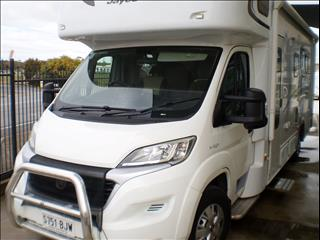 JAYCO CONQUEST DX 2015