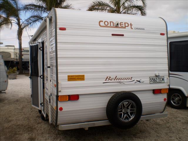 21' CONCEPT BELMONT X12 2012