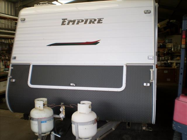 21' EMPIRE SEMI OFF ROADER 2007