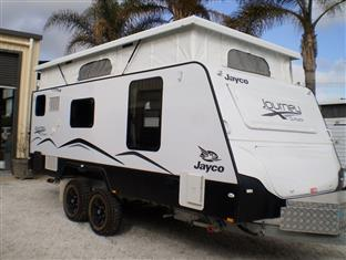 18' JAYCO JOURNEY OUTBACK 2015 SORRY I'M SOLD