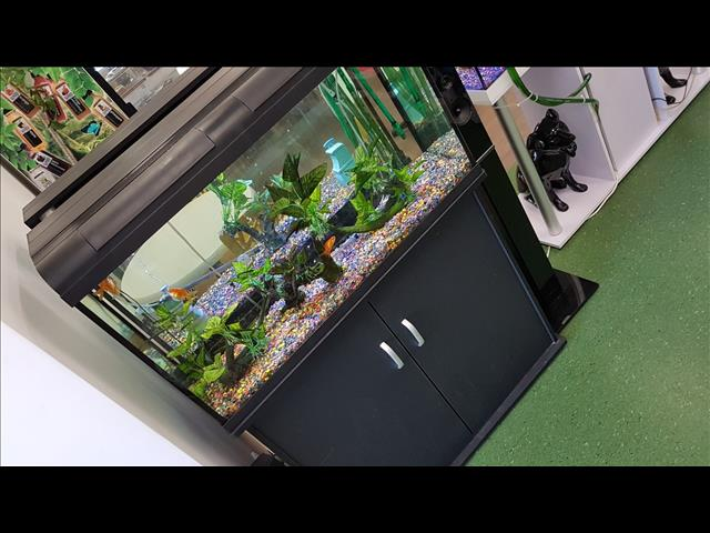 DISCOVERY 125 3ft  Aquarium tank with Cabinet