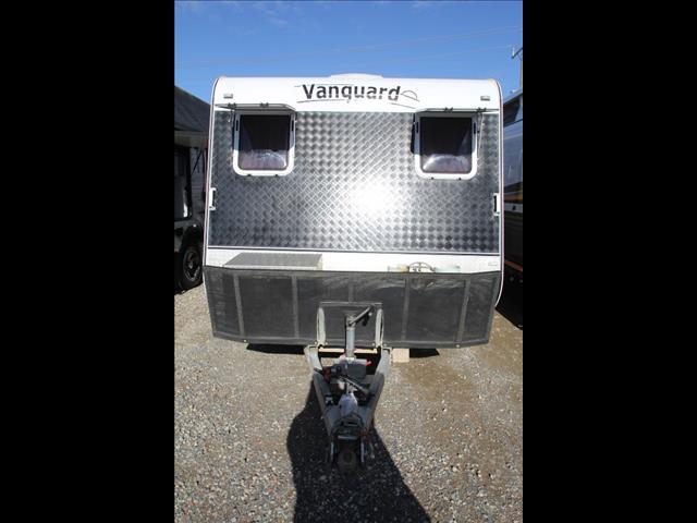 2011 Vanguard Albany Single Beds