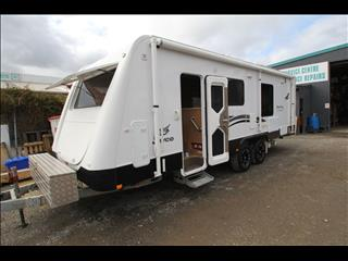 2013 Jayco Sterling Outback Slide Out