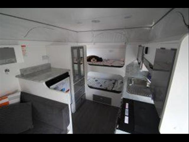 14' Duet Xtenda with bunks