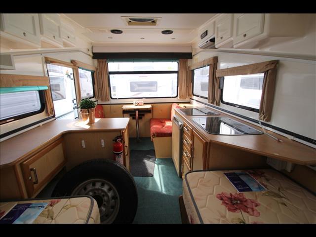 2005 Eco Tourer W/Single Beds