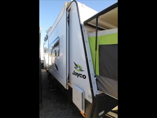 2015 Jayco Discovery Outback Semi Off Road W/Bunks, Full Ensuite