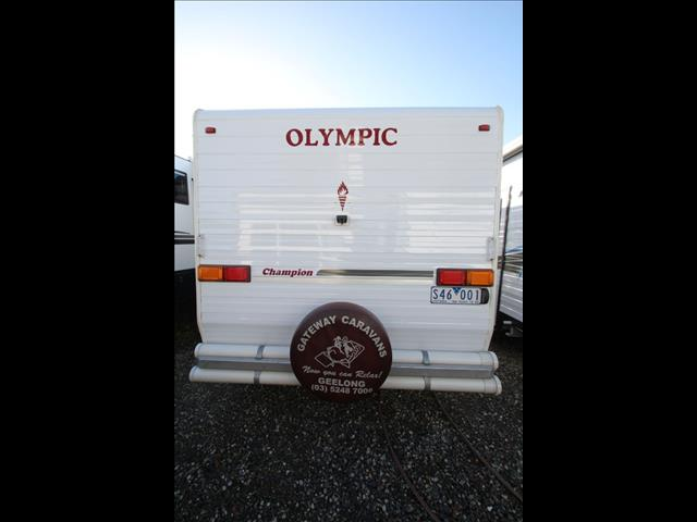 2008 Olympic Champion W/Combo Shower & Toilet