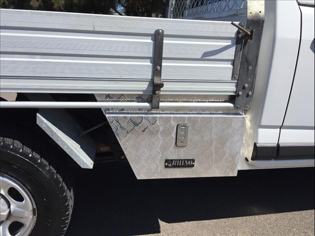 2013 HOLDEN COLORADO LX (4x4) RG CREW CAB P/UP