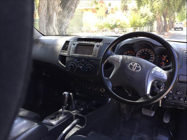 2014 TOYOTA HILUX SR (4x4) KUN26R MY12 DUAL CAB P/UP