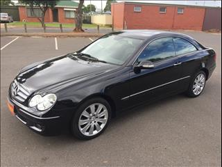 2006 MERCEDES-BENZ CLK350 ELEGANCE C209 MY06 2D COUPE