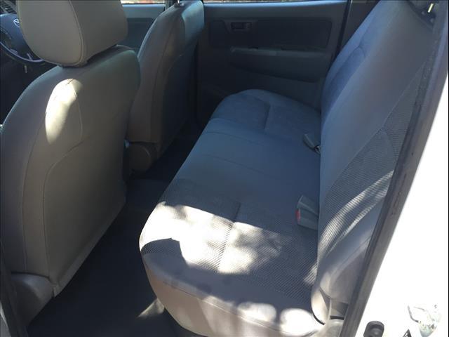 2011 TOYOTA HILUX SR (4x4) KUN26R MY11 UPGRADE DUAL CAB P/UP