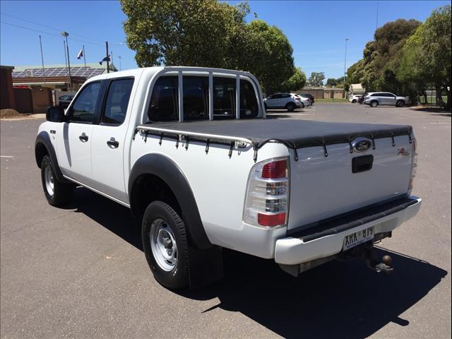 2007 FORD RANGER XL (4x2) PJ 07 UPGRADE DUAL CAB P/UP