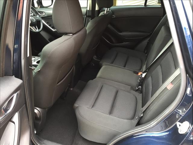 2015 MAZDA CX-5 MAXX SPORT (4x4) MY15 4D WAGON