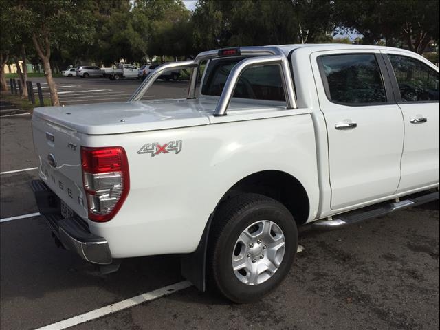 2015 FORD RANGER XLT 3.2 (4x4) PX DUAL CAB UTILITY