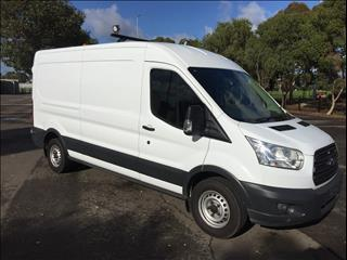 2014 FORD TRANSIT 350L LWB HIGH ROOF VO MY14.5 5D VAN