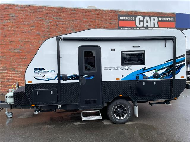 On The Move Caravans 15' Explorxx Off Roader