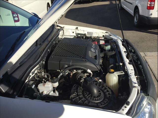 2011 TOYOTA HILUX SR KUN16R MY11 UPGRADE DUAL CAB P/UP