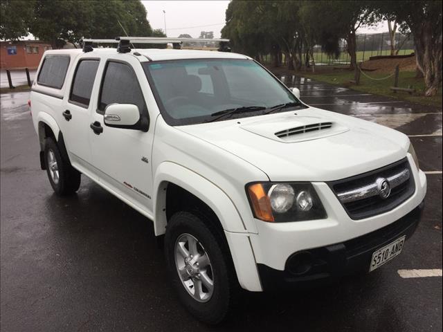 2011 HOLDEN COLORADO LX-R (4x4) RC MY11 CREW CAB P/UP