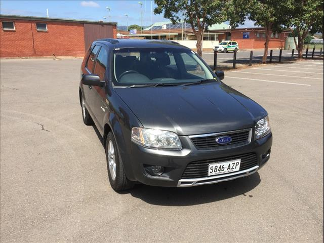 2010 FORD TERRITORY TS (4x4) SY MKII 4D WAGON