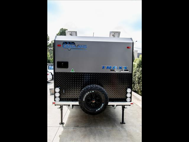 "On The Move Caravans 17'6"" Traxx Series II Off Roader"