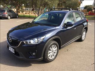 2014 MAZDA CX-5 MAXX SPORT (4x4) MY13 UPGRADE 4D WAGON