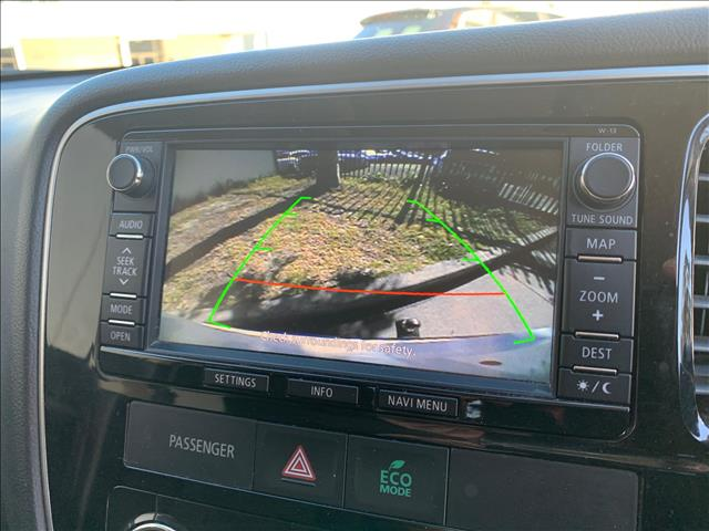 2016 Mitsubishi Outlander ZK XLS Wagon 7st 5dr Spts Auto 6sp 4WD 2.2DT [MY16]  Wagon
