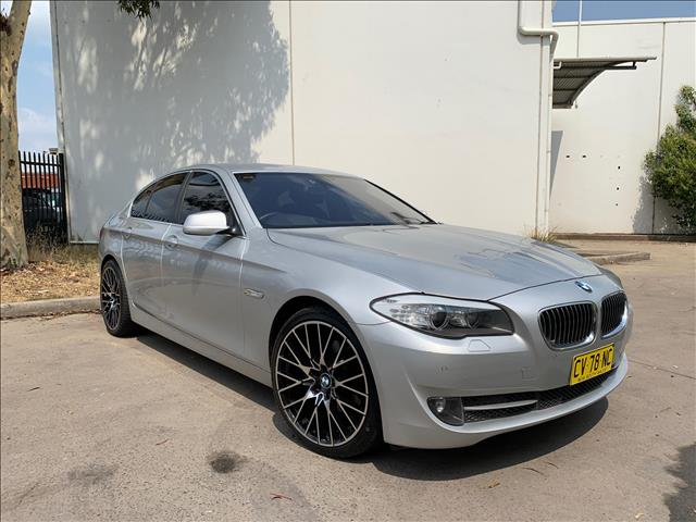 2011 BMW 5 Series F11 520d Touring 5dr Steptronic 8sp 2.0DT [MY11.5]  Wagon