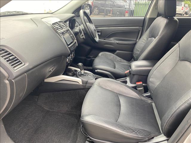 2013 Mitsubishi ASX XB Aspire Wagon 5dr CVT 6sp 2WD 2.0i [MY13]  Wagon