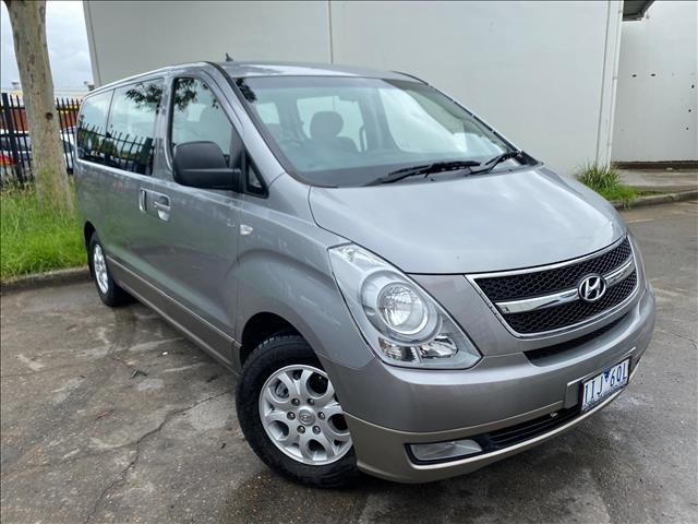 2014 Hyundai iMax TQ-W MY13 Wagon 8st 5dr Auto 4sp 802kg 2.4i  Wagon