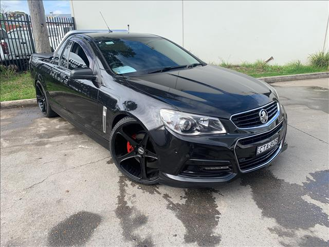 2014 Holden Ute VF MY14 SV6 Ute Extended Cab 2dr Spts Auto 6sp 3.6i  Utility