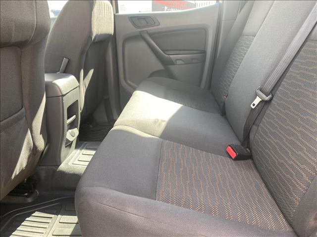 2013 Ford Ranger PX XL Hi-Rider Utility Double Cab 4dr Man 6sp, 4x2 1271kg 2.2DT  Utility