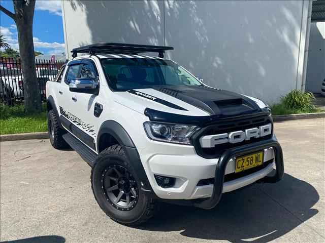 2019 Ford Ranger PX MkIII MY19 XLT Pick-up Double Cab 4dr Spts Auto 6sp, 4x4 970kg 3.2DT  Utility