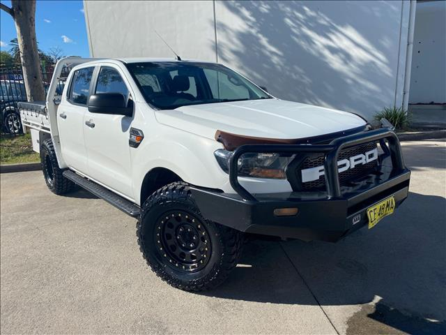 2015 Ford Ranger PX MkII XL Utility Double Cab 4dr Man 6sp, 4x4 1060kg 3.2DT  Utility