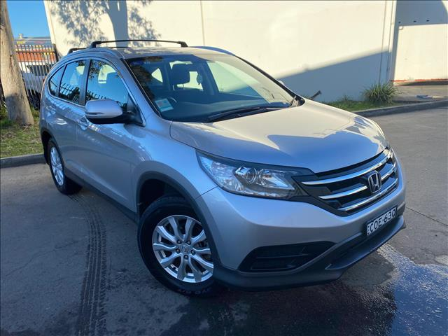 2013 Honda CR-V RM VTi Wagon 5dr Man 6sp, 2.0i [MY14]  Wagon
