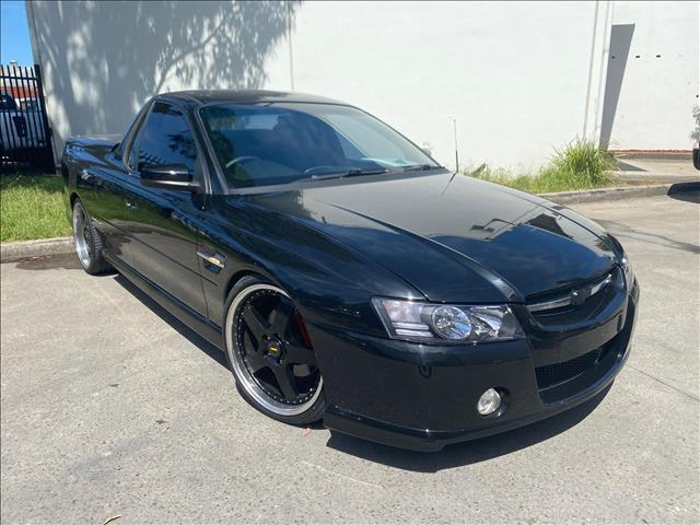 2006 Holden Ute VZ MY06 SS Utility Extended Cab 2dr Man 6sp 650kg 6.0i  Utility