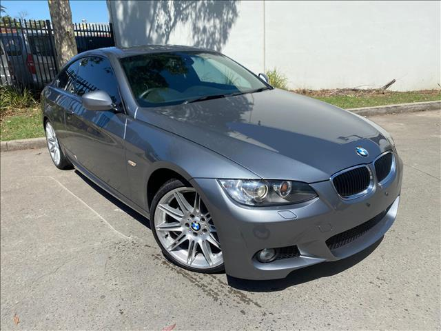 2010 BMW 3 Series E92 320d Coupe 2dr Steptronic 6sp 2.0DT [MY10]  Coupe