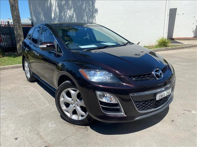 2011 Mazda CX-7 ER Series 2 Luxury Sports Wagon 5dr Activematic 6sp 4WD 2.3T  Wagon