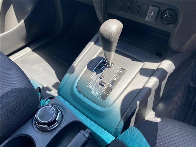 2016 Mitsubishi Triton MQ MY16 GLX+ Utility Double Cab 4dr Spts Auto 5sp 4x4 980kg 2.4DT  Utility