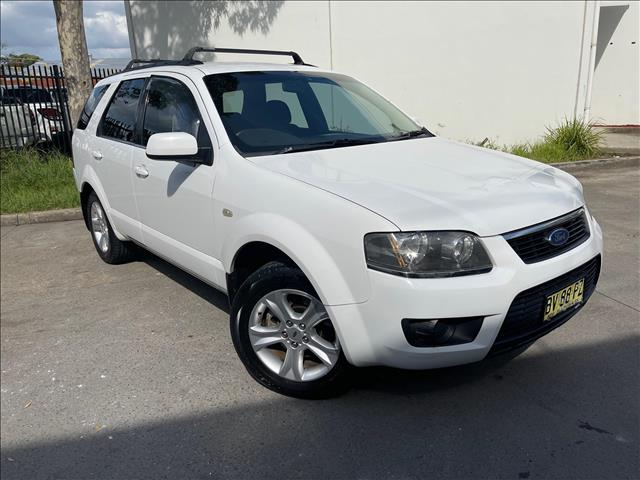 2010 Ford Territory SY MKII TX Wagon 5dr Spts Auto 4sp, 4.0i  Wagon