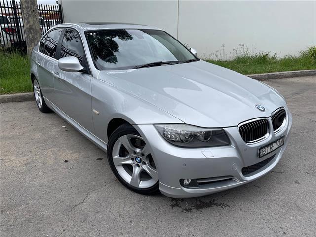 2010 BMW 3 Series E90 325i Sedan 4dr Steptronic 6sp 2.5i [MY10]  Sedan