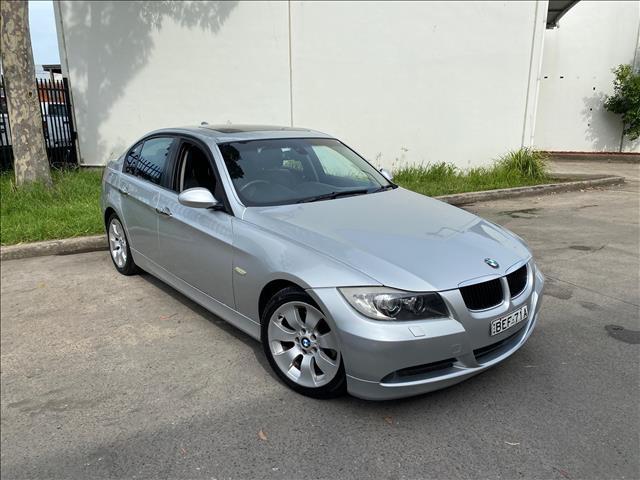 2008 BMW 3 Series E90 320i Executive Sedan 4dr Steptronic 6sp 2.0i [MY08]  Sedan