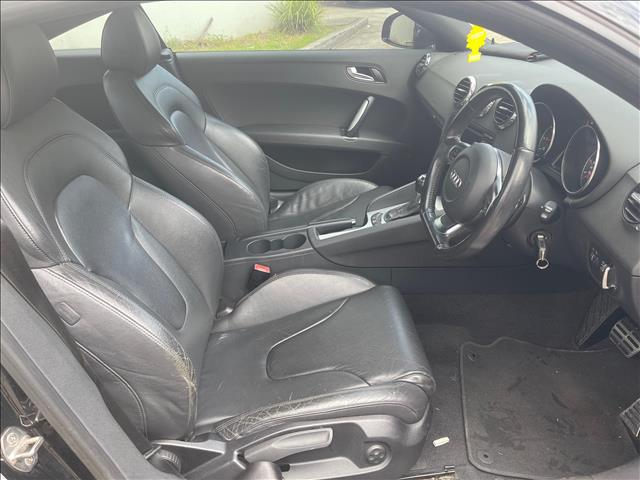 2010 Audi TT 8J Coupe 2dr S tronic 6sp 2.0T [MY10]  Coupe