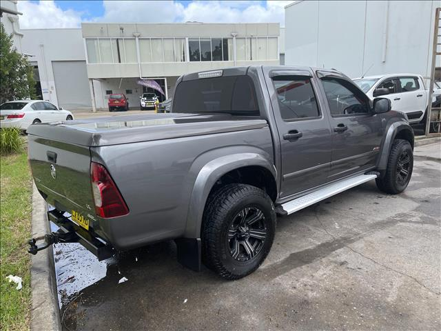 2008 Holden Rodeo RA MY08 LX Utility Crew Cab 4dr Man 5sp 4x4 1028kg 3.0DT  Utility