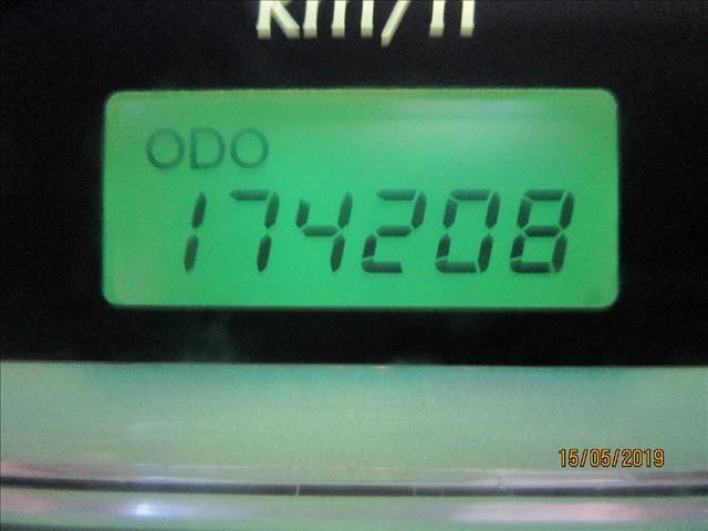 2007 HOLDEN VIVA JF MY08 UPGRADE 4D SEDAN