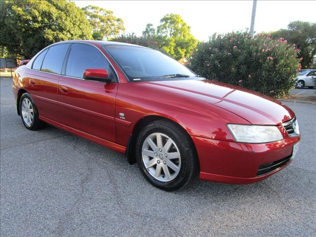 2003 HOLDEN BERLINA VY 4D SEDAN