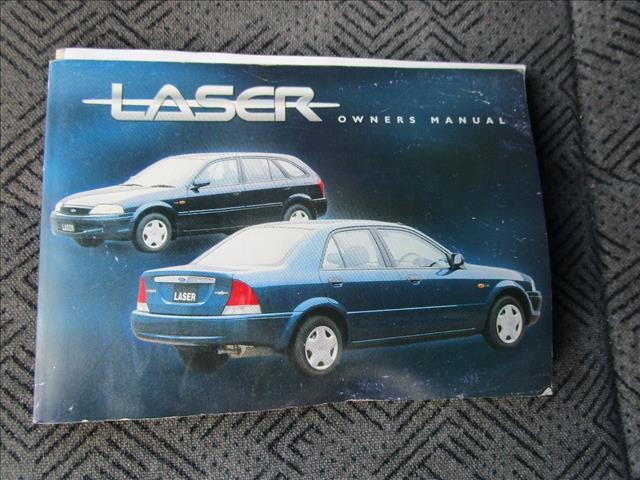 2001 FORD LASER LXi KN 4D SEDAN