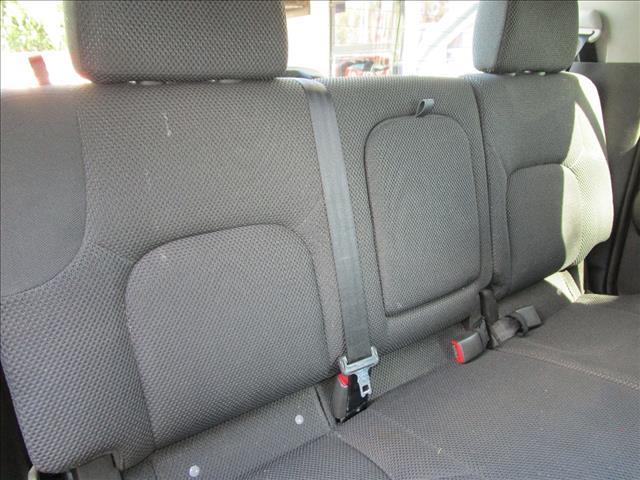 2006 NISSAN NAVARA ST-X (4x4) D40 DUAL CAB P/UP